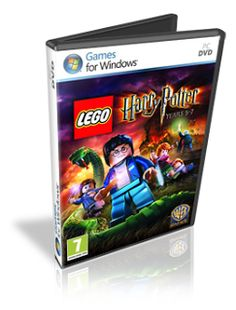 Download LEGO Harry Potter: Years 5.7 PC Completo + Crack 2011