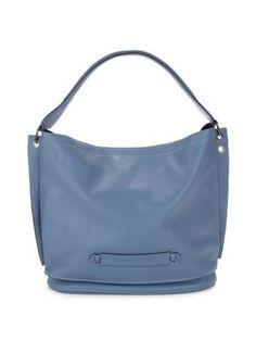LONGCHAMP . #longchamp #bags #shoulder bags #hand bags #leather #hobo #