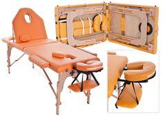 Tables massage pliable portable