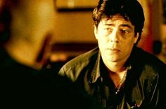 Benicio del Toro was the inspiration behind the character of Reynaldo Rodriguez in BABY GRAND.