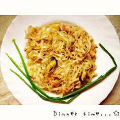 #my #favorite #food #thailand #padthai #noodle #very #delicious #and #beautiful #dish #cuisine