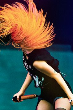 Hayley Williams-Baixinha e loucaa <3