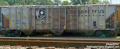 RAILROAD Freight Train Locomotive Engine EMD GE Boxcar BNSF,CSX,FEC,Norfolk Southern,UP,CN,CP,Map : KYLE Covered Hopper 3 Bay Rib Side Railcars KYLE Railroad Phillipsburg Kansas, Regional Railroad Short Line Freight Train North Central Kansas into Eastern Colorado, COVERED GRAIN HOPPER 3 BAY RIB SIDE RAIL CARS