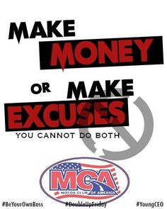MCA changing people's lives.  www.roadside911.com/11919930