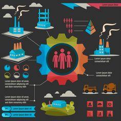 designtnt-vector-industrial-infographic
