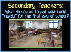 Mrs. Orman's Classroom: To Decorate or Not Decorate...That is the Question