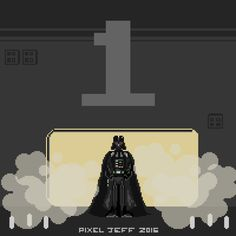 Rogue One countdown: 1