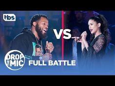 Drop the Mic: Michael Bennett vs Vanessa Hudgens - FULL BATTLE   TBS - YouTube