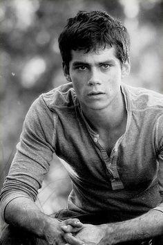 Dylan O´Brien in 'The Maze Runner.