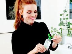 Holland Roden, Simple Skincare campaign (New York, 14 June 2016)