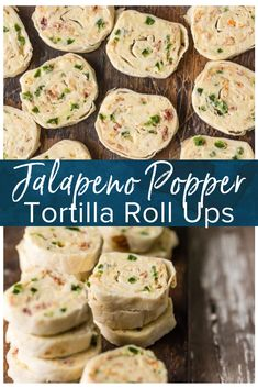 Jalapeno Cream Cheese Tortilla Roll Ups are just perfect for The Super Bowl! This EASY and quick Jalapeno Popper appetizer recipe is so addicting and gone in minutes from any party. Nothing beats cream cheese tortilla jalapeno roll ups for tailgating! Cream Cheese Pinwheels, Cream Cheese Roll Up, Tortilla Pinwheels, Tortilla Pinwheel Appetizers, Cream Cheese Poppers, Tortilla Enrollada, Roll Ups Tortilla, Cream Cheese Stuffed Jalapenos, Stuffed Peppers