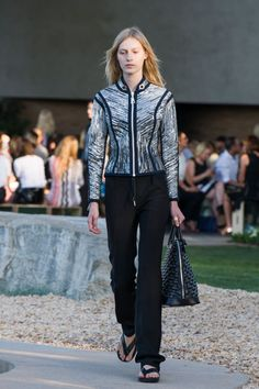 A look from the Louis Vuitton resort 2016 show. Photo: Louis Vuitton