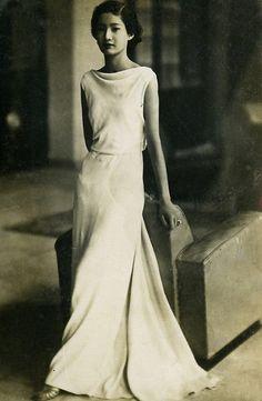 Nam Phương Hoàng hậu thời còn là nữ sinh du học tại Pháp