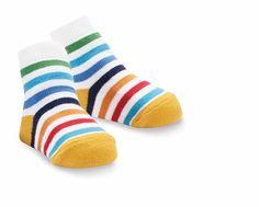 Striped Sock | Baby | Mud Pie