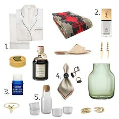 Everything you need for a perfect weekend at home.