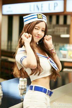 T-ara #Tiara #Tara #Hyomin #SoCrazy
