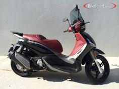 2014 Piaggio Beverly 350 (BV 350)
