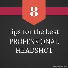 8 tips for the best professional headshot #executive #headshot #photography