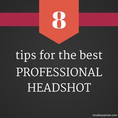 8 tips for the best professional headshot #executive #headshot #photography