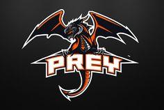 Prey - Mascot Logo by Nathaniel Tubbs