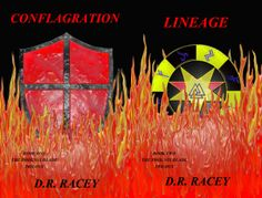 Author DR Racey has a YA Fantasy TWO for ONE sale!