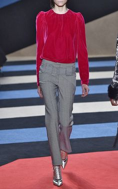 Derek Lam Look 29 on Moda Operandi