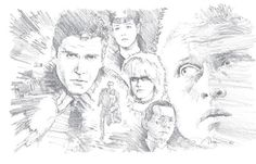 """This Alternate """"Blade Runner"""" Poster Art Is Unreal"""
