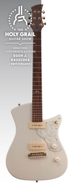 Exhibitor at The Holy Grail Guitar Show 2014: Egon J. Rauscher, Soultool customized Guitars, Switzerland http://www.soultool.com https://www.facebook.com/soultool http://holygrailguitarshow.com