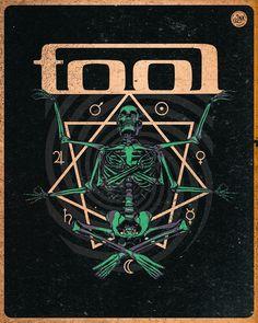 Tool Artwork, Music Artwork, Metal Artwork, Rock Posters, Band Posters, Concert Posters, Retro Posters, Music Posters, Alex Gray Art