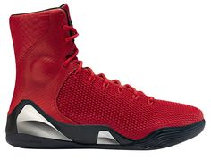 "Buty Nike Kobe IX High KRM EXT QS ""Challenge Red"" (716993-600)"