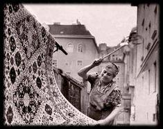 Carpet beating (b/w photo) History Images, Art History, Rugs On Carpet, Illustration, Photography, Global Warming, Rugs, Photograph, Photography Business