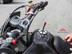 Vancouver Supermoto - 2003 XR 650R Carbon Fibre