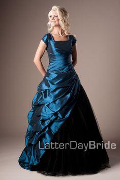 Bridesmaid & Prom, Amanda | LatterDayBride & Prom -Modest Mormon LDS Prom Dress