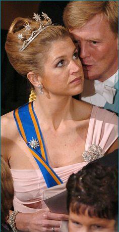 Maxima & Willem-Alexander