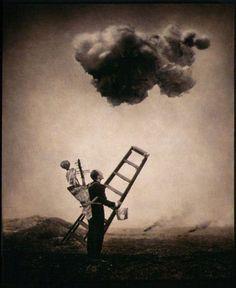 ArtPlastoc: 287-DE LA POÉTIQUE DES NUAGES DANS L'ART (3-LES ANNÉES 1980-2014)