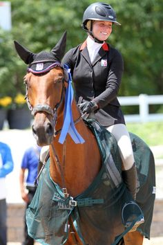 Brittini Raflowitz and Elios rode to the top of the $5,000 GGT Footing Welcome Stake leader board at Equifest I, riding to the only double-clear effort of the class.  http://phelpsmediagroup.com/viewarticle.php?id=8110
