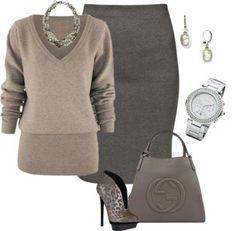 Classy style...