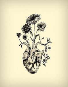Heart Tattoo | Meagan Segal