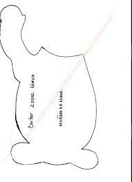 Moldes de Amanda: FOFUCHAS EMBARAZADAS y molde (de la web