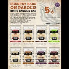 Scentsy bbmb starting jan 1