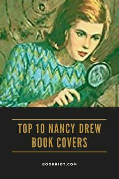 Did your favorite Nancy Drew book cover here?   book covers | nancy drew | nancy drew book covers