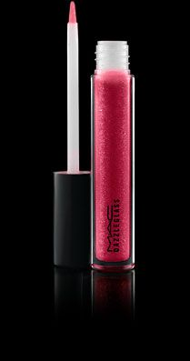 This Dazzlelight Lipglass by MAC Cosmetics is great for photography or everyday use. It has small glittery particles in it that reflect in the sunlight beautifully.