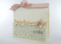 {Simply Creative} : The Pink Petticoat Blog by Liz Armstrong: Playing With My New Papers & Sentiments