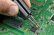 Surface-mount technology - Wikipedia, the free encyclopedia