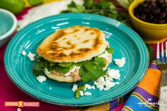 A delicious and traditional Venezuelan dish by former Miss Universe Alicia Machado. Don't miss Home & Family weekdays at 10a/9c on Hallmark Channel!
