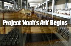 PROPHECY UPDATE: Russia begins construction of PROJECT NOAH'S ARK, a first-ever DNA database of all living and extinct life of every kind. #Russia #ProjectNoahsArk #DNADatabase http://www.nowtheendbegins.com/blog/?p=29494