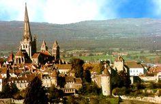 Autun, France