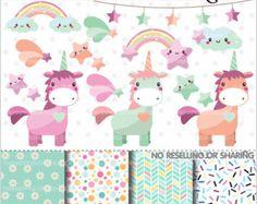 Unicorn Freebie, free clipart, freebie, commercial use ...
