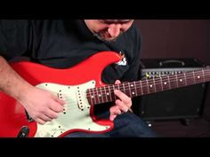 "Jimi Hendrix - How to Play the solo from ""Wind Cries Mary"" - Guitar Lessons - YouTube"