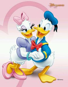 Pin by Conny on Mini &Mickey Maus &Co. Mickey Mouse Cartoon, Duck Cartoon, Mickey Mouse And Friends, Disney Duck, Disney Mickey, Disney Art, Disney Collage, Pato Donald Y Daisy, Donald Duck